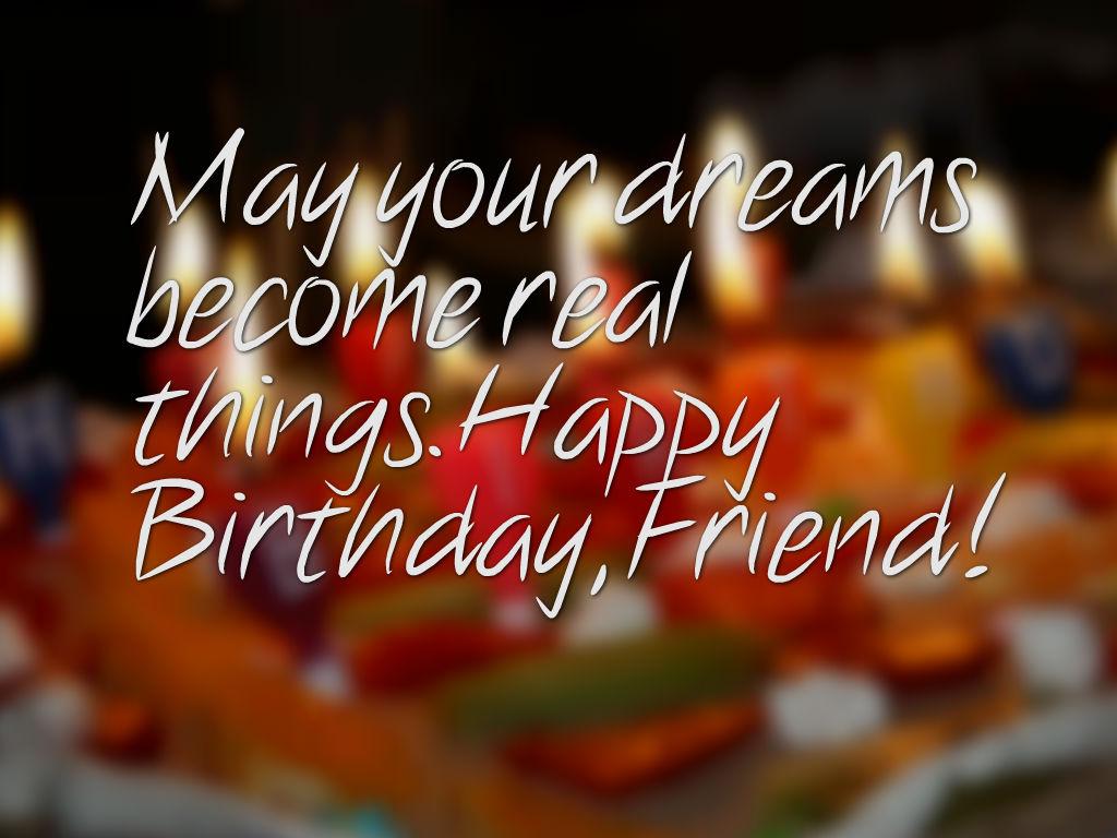 Best Happy Birthday Friend Kutipan Kutipan Dan Pesan