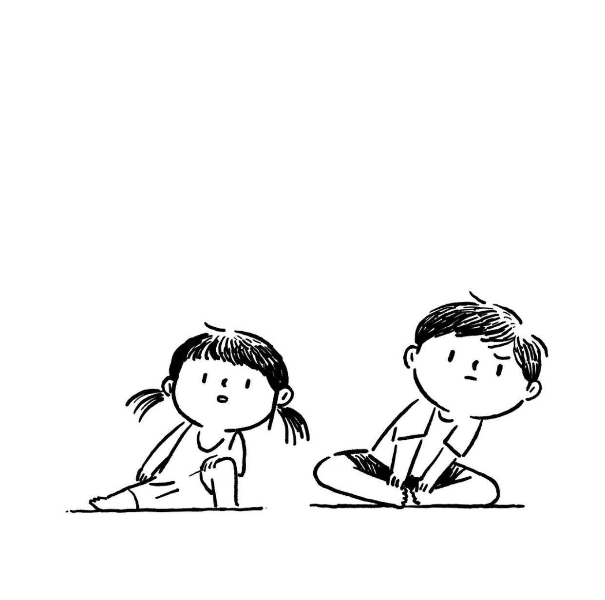 Kartun Pasangan Gambar Gambar Profil Gambar Foto Profil Gambar