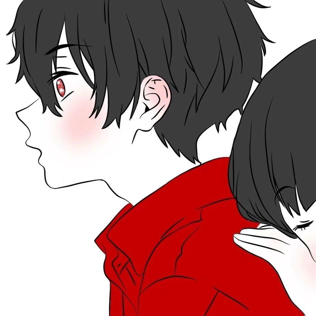 Gambar  Anime  Hitam  Putih  Romantis Nusagates