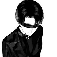 Hình đại Diện Anime Màu đen Và Trắng Anime Cô Gái Hình ảnh